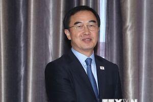 Bộ trưởng Thống nhất Hàn Quốc sắp thăm Mỹ thảo luận về Triều Tiên