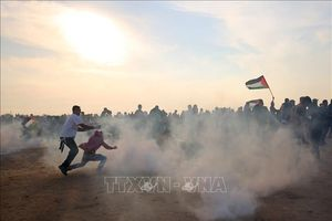Lo ngại gia tăng căng thẳng tại Dải Gaza