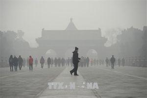 Thủ đô Bắc Kinh ban bố lệnh báo động vàng về ô nhiễm không khí