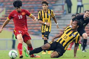 Công Phượng và cái duyên sút tung lưới khi đối đầu với Malaysia