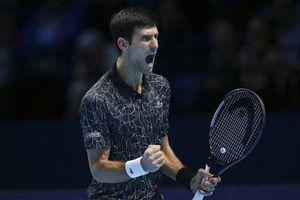 Djokovic khởi động ATP Finals bằng trận thắng nhanh