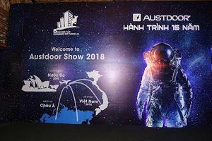 Austdoor 15 năm thành lập và ra mắt bộ nhận diện thương hiệu mới