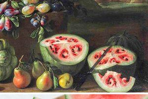 Trái cây xưa và nay khác nhau thế nào?