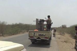 Houthi diệt 3 binh sĩ Ả rập Xê-út khi liên minh vùng Vịnh đánh chiếm bệnh viện Hodeidah