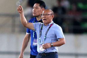 HLV Park Hang-seo tung hỏa mù trước trận gặp Malaysia