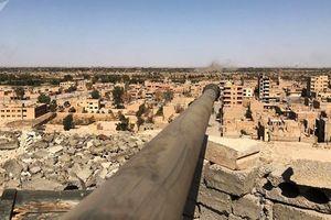 Thêm 60 người Syria thương vong trong vụ không kích của liên quân Mỹ