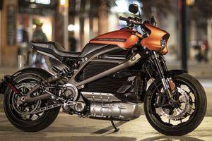 Harley-Davidson trình làng mẫu xe môtô điện đầu tiên