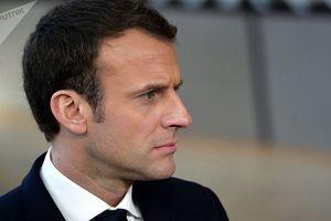 Tổng thống Macron muốn EU ít phụ thuộc vào đồng USD