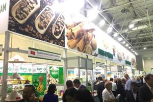 Hội chợ quốc tế về thực phẩm và đồ uống Gulfood tại UAE