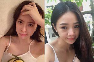 Mặt mộc sao Việt U23: Tưởng Angela Phương Trinh đẹp nhất rồi nhưng vẫn thua người này