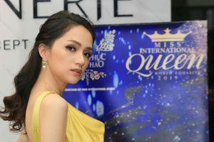 Hoa hậu Hương Giang: 'Điều hạnh phúc thực sự khi bạn là chính bạn chứ không phải là ai khác'
