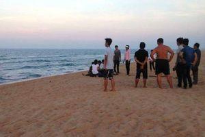 Điều tra nguyên nhân thiếu nữ 20 tuổi tử vong trên bờ biển