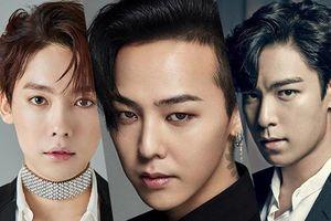 Top 5 trai đẹp nhà YG qua bình chọn của fan: Có T.O.P, One và Kang Dong Won