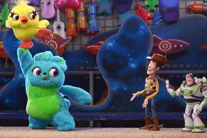 'Toy Story 4' tung teaser thứ hai dưới dạng reaction cho teaser đầu tiên