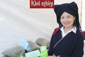 Cô gái người Dao giữ hương chè shan tuyết trên núi Biều
