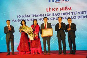 Vietnamplus ra mắt chatbot, tiên phong áp dụng cách mạng công nghiệp 4.0 trong báo chí Việt Nam