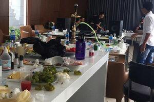 Đà Nẵng: Nhiều thanh niên thuê căn hộ mở tiệc và dùng ma túy tập thể