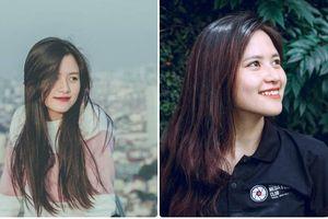 Gặp Lâm Uyên: Cô nàng xinh xắn, đa-zi-năng của ĐH Xã hội Nhân văn