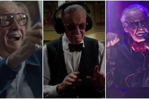 Những vai diễn cameo để đời của huyền thoại Stan Lee trong đế chế Marvel