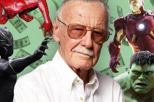 Stan Lee - Những bước ngoặt vàng son khi gây dựng 'đế chế Marvel'