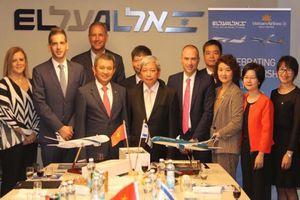 Vietnam Airlines và El Al Israel Airlines thỏa thuận hợp tác liên danh giai đoạn mới