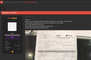 Nghi vấn hacker công bố cơ sở dữ liệu khách hàng FPTShop