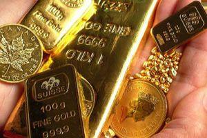 Đồng USD tăng vọt, giá vàng lao dốc