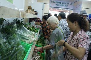 Ngày hội 'Sản phẩm xanh - Thực phẩm sạch'