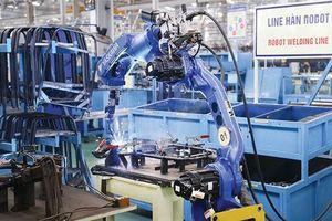 Công nghiệp chế biến, chế tạo tăng trưởng khá cao nhưng thị trường thép 'trầm lắng'