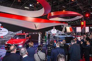 Thị trường ô tô phát triển ấn tượng, thay đổi đáng kể