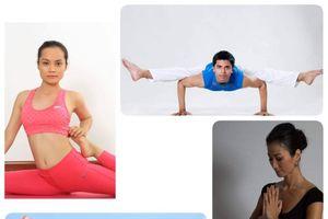 4 giám khảo đồng hành cùng Khoảnh khắc Yoga