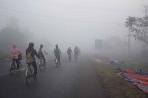 Dự báo thời tiết (13/11): Bắc Trung Bộ có sương mù, Nam Bộ tiếp tục có mưa