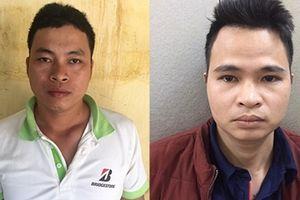 Đi xe thồ đến cửa hàng trộm 51 chiếc máy tính ở Hà Nội