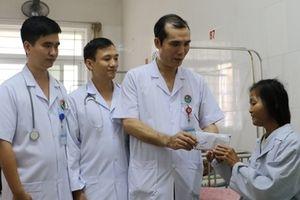 Bác sĩ vận động tài trợ lắp máy tạo nhịp tim cho bệnh nhân