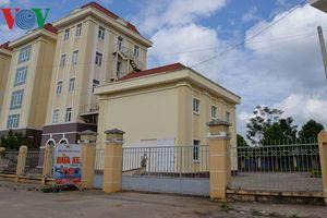 Mất trộm tại kho vật chứng Cục thi hành án dân sự tỉnh Sơn La
