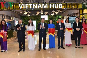 Khai trương Khu xúc tiến thương mại Việt Nam tại Thượng Hải