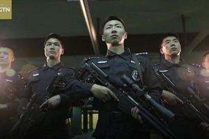 Đột kích lò đào tạo đội siêu đặc nhiệm Kiếm Xanh lừng danh Trung Quốc