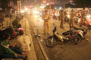 Tài xế xe 'điên' cuốn hàng loạt xe máy vào gầm, khiến 5 người thương vong ở Sài Gòn khai gì?