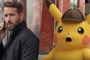 Thám tử Pikachu phiên bản người đóng khiến các fan phát sốt