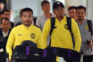 Đổ bộ xuống Nội Bài, đội tuyển Malaysia hướng đến chiến thắng thứ 3