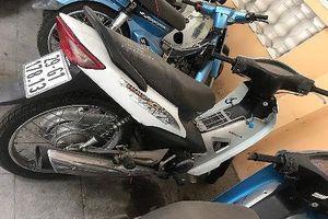 Tìm chủ sở hữu 3 chiếc xe máy là tang vật vụ án
