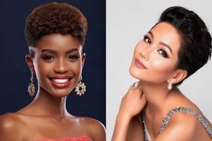 Chân dung cô gái tóc tém cạnh tranh với H'hen Niê tại 'Hoa hậu Hoàn vũ Thế giới 2018'