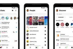 Facebook bất ngờ rút lại giao diện mới trên Messenger