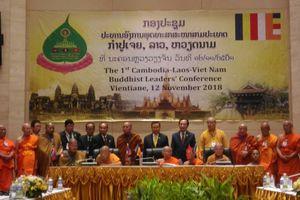 BẢN TIN MẶT TRẬN: Hội nghị Thượng đỉnh Phật giáo ba nước Lào - Việt Nam - Campuchia lần thứ nhất