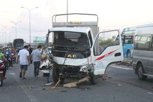 Khởi tố vụ tai nạn liên hoàn khiến một người tử vong