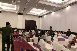 Sẽ xử lý nhóm xã hội đen gây rối phiên đấu giá ở Bình Thuận
