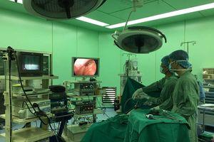 Cắt bỏ thành công khối u hiếm gặp nặng 3 kg trong ổ bụng