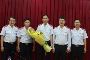 Nhân sự mới Văn phòng Chính phủ, Bộ Xây dựng, Thanh tra Chính phủ