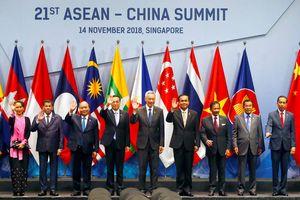ASEAN - TQ thông qua tầm nhìn quan hệ đối tác đến 2030