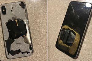 iPhone X phát nổ sau khi nâng cấp iOS 12.1